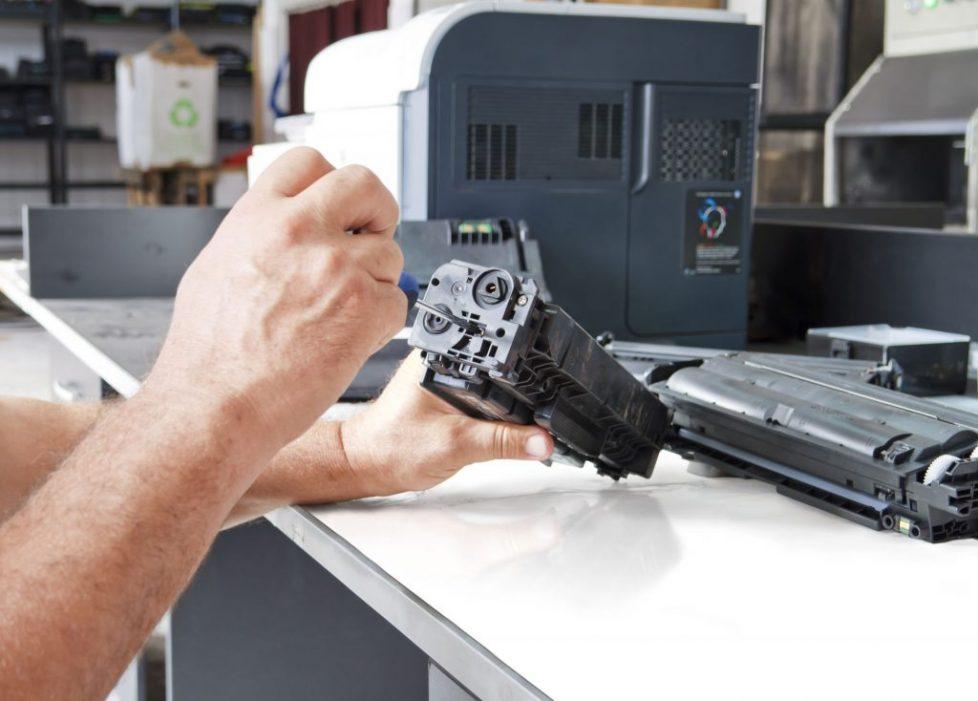 Reparació d'impressores